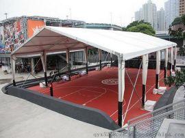常州篷房厂家设计室外篮球馆大篷,户外游泳馆遮阳篷