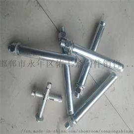 碳钢加长膨胀螺栓Q235材质国标