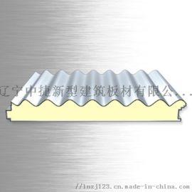 沈阳保温泡沫彩钢夹心板 净化板材厂家