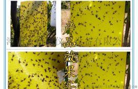 黄板篮板生产厂家,黄色双面诱虫板