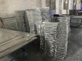 专业生产鱼鳞孔拉伸网板 铝网板吊顶装饰材料