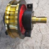 起重机行车大轮  55号铸钢调制轮  龙门吊轨道轮