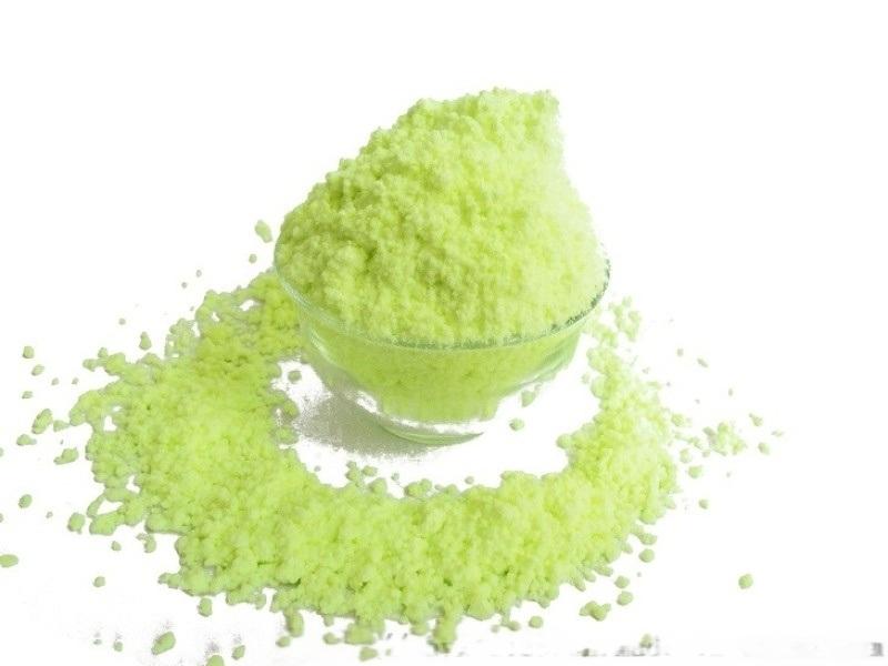 荧光增白剂KCB主要用于合成纤维与塑料的增白方面