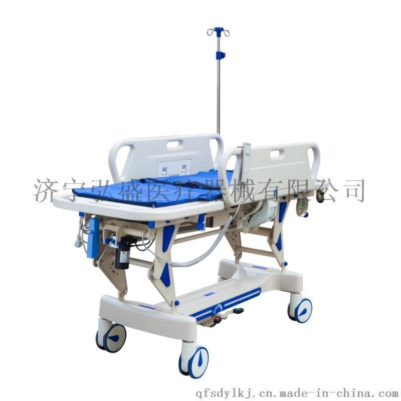 电动转运床C3,弘盛抢救室电动转运床