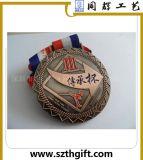 金属奖牌深圳来图稿定做 运动会定做奖牌