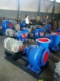 河道排涝泵350HW-8SPP混流泵