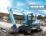 供应轮式挖掘机,厂家直销优质钩机,轮挖