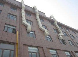 深圳市专业厨房通风排烟管道系统工程设计安装