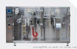 如天210型 兽药粉剂专用水平给袋式包装机