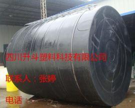 泸州塑料储罐50吨泸州大型化工罐50立方泸州贮罐升斗PT-50T行业**