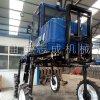志成供应柴油四驱自走式打药机水田用喷雾器