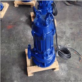 直销上海文都牌65WQ25-30-4型不锈钢潜水排污泵