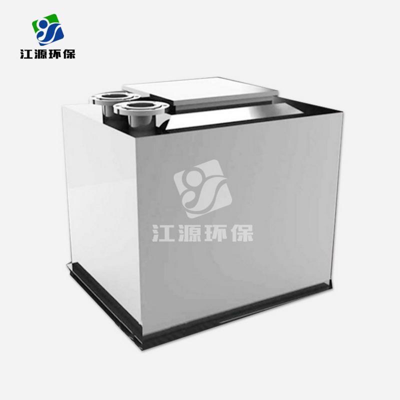 厂家直销HBWT-D系列厨房油水分离器 环保耐用不锈钢污水提升设备