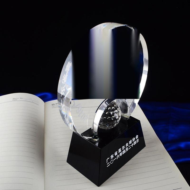 集团老总奖杯,管理部门奖杯,高尔夫球荣誉会长奖杯