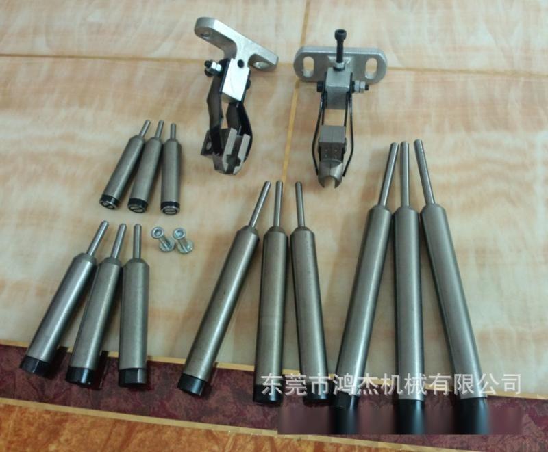 鉚釘機浮心模 鉚釘機模具 鉚釘機配件 半空心釘上模