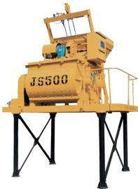 轻骨料混凝土搅拌机 (JDY350/JS500)