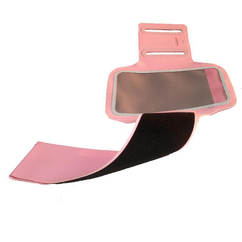 高端萊卡料手機保護臂帶,休閒、運動時手機保護套定製