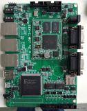 GPS实时PTP服务器模块 网络对时控制板定制开发