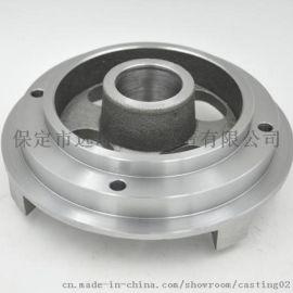 保定硅溶胶铸造非标零件加工泵体配件