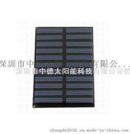 供應85*52mm太陽能胎壓監測電池板,太陽能滴膠板尺寸可訂做
