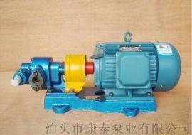 泊头康泰厂家直销1.5KW齿轮泵 KCB55齿轮泵