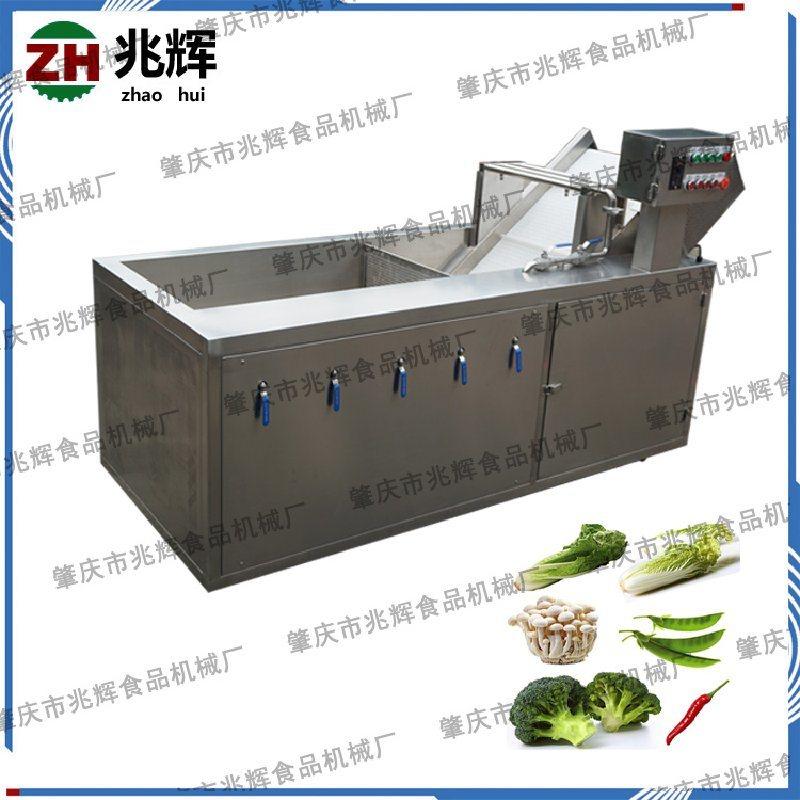 **大型商用洗菜机 多功能清洗蔬果叶菜清洗机 安全可靠