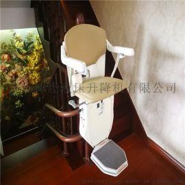 曲線式直線式別墅家用樓梯座椅電梯 無障礙升降電梯