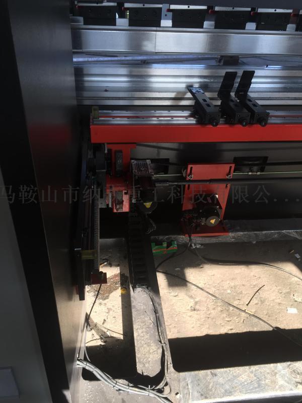 电液伺服折弯机 WC67K160/4000  数控折弯机  瑞士斯伯克 CT12系统