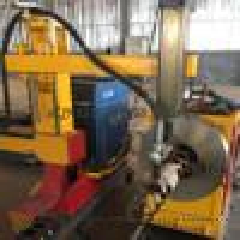 板管数控切割一体机 6米管板一体切割机