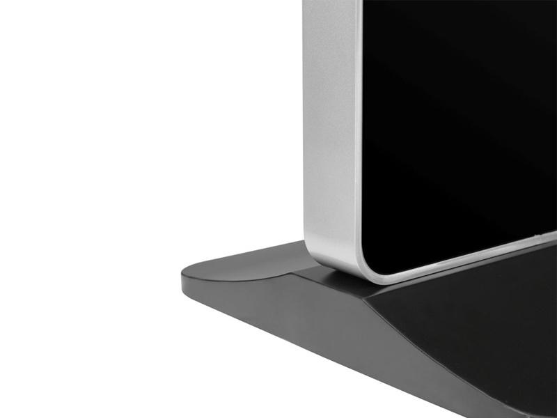 苹果款触控圆角立式广告机