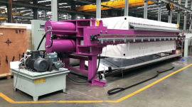 2000型隔膜压滤机 自动洗布快开压滤机