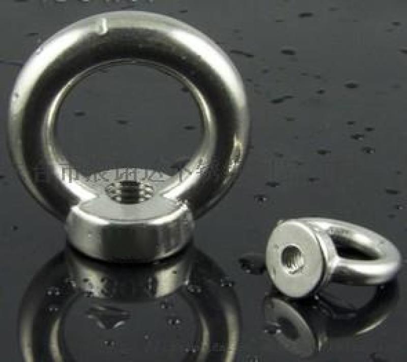201/304/316不锈钢吊环螺母环形螺帽