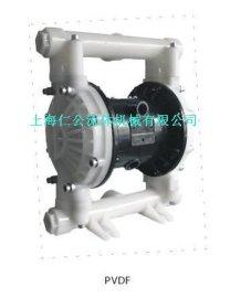 气动PVDF隔膜泵RG25,RG75A11,3/4塑料消声器