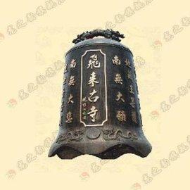 铸锻铜雕塑 铜钟 寺院铜钟