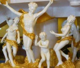 青龙GRC欧式构件雕塑