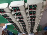 現場防爆操作柱/2鈕2燈防爆控制按鈕箱