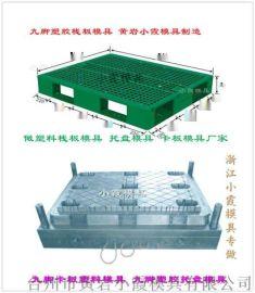 新款塑料PE双层栈板模具加工制造