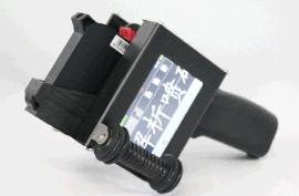 惠州编织袋生产日期印字机 惠东双喷头手持喷码机