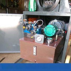 双缸液压镦粗机 甘肃白银钢筋连接套筒厂家