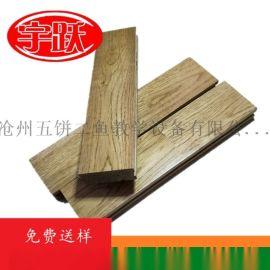 枫木A级运动地板体育室内地板实木 河北沧州宇跃单龙骨枫木体育室内地板实木
