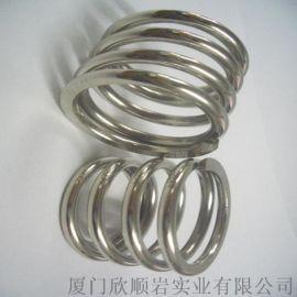 厂家供应不锈钢压缩弹簧 各种精密弹簧 欢迎来订做