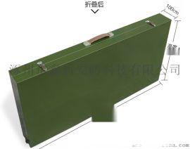 [鑫盾安防]野战会议桌 野外训练折叠桌材质参数