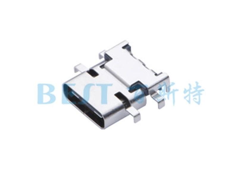 **供应Type C母座USB-C-03 工厂直销