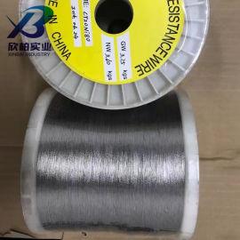 现货Cr20Ni80镍铬电阻电热丝规格齐全
