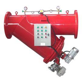直通式全自动排污过滤器
