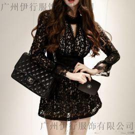 宝莱国际品牌女装折扣店加盟哪个好折扣女装 杭州哪里有尾货库存批发金色大衣