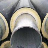宝鸡鑫金龙直埋热水聚氨酯发泡保温管 DN450/478聚氨酯保温钢管