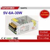 5V6A30W显示屏防水灯箱监控led变压器