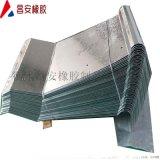 钢遮板桥梁护栏伸缩缝钢遮板加厚不锈钢钢遮板