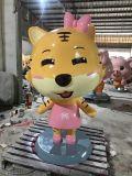玻璃钢卡通雕塑,动漫卡通雕塑,动物卡通雕塑